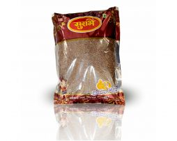 Surbhi Natural Roasted Alsi (flax seeds)    highly nutritious seeds    omega 3 proteins and fiber